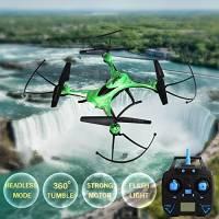 Goolsky JJRC H31 2,4 G 4CH girobussola 6-Axis Drone con un solo tasto modalità senza testa tornare ad alte prestazioni impermeabile RC Quadcopter