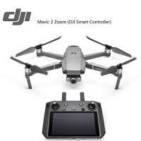 """BQT DJI Drone Fotocamera Mavic 2 Zoom con Ultra-Bright 5,5""""Display Telecomando, Tempo di Volo più Lungo e Caratteristiche più Intelligenti, 4K Full HD Video Aerei Giocattoli"""