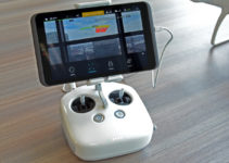 dji phantom 4 tablet