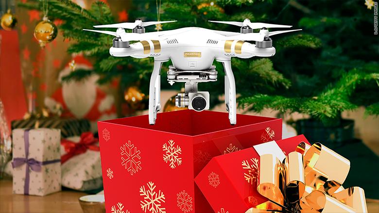 drone regalo di natale
