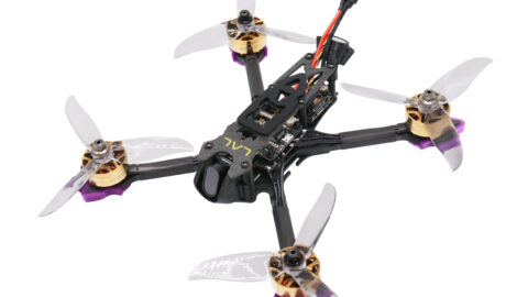 Eachine LAL5 225mm 5 Inch 4K 6S FPV Racing Drone