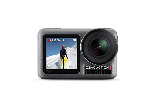 DJI Osmo Action, camera in 4K con doppio display