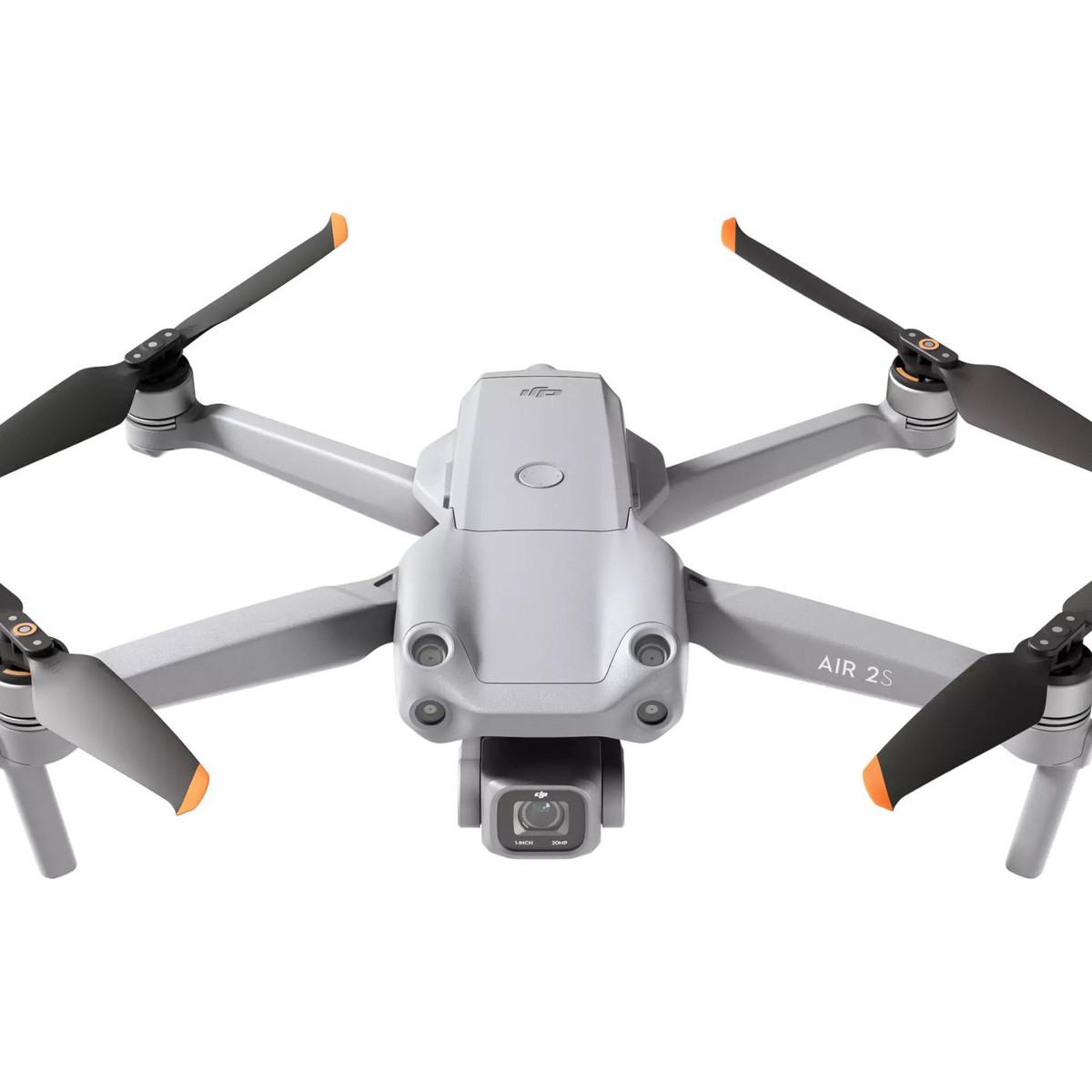 DJI Air 2S, il drone pieghevole con video in 5,4k e sensore da 1 pollice